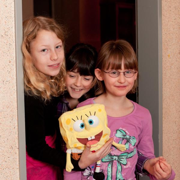Kinderhaus Lychen, Die Wattenbeker, Copyright © 2010 Stefan Wieland